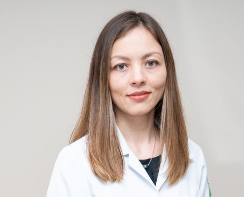 Dra. Simone van de Sande Lee